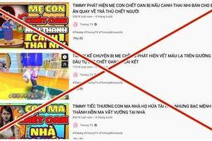 Đăng nội dung độc hại, chủ kênh Timmy TV bị phạt 15 triệu đồng