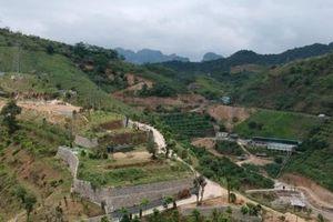 Chủ tịch UBND TP Hòa Bình buông lỏng quản lý đất đai