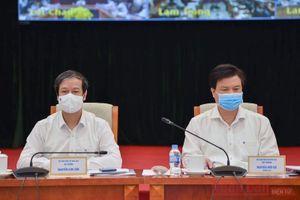 Có 15 học sinh lớp 12 là F0, Bắc Ninh đề xuất hai phương án thi tốt nghiệp