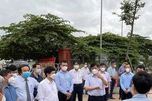 Lập Bộ phận thường trực đặc biệt của Bộ Y tế hỗ trợ Bắc Ninh chống dịch