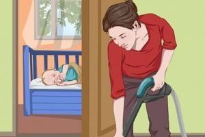 4 cách dỗ trẻ sơ sinh ngủ cực đơn giản và hiệu quả giúp bé ngủ nhanh trong vài giây