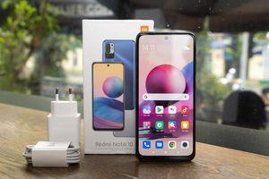 Lộ diện mẫu smartphone 5G giá chỉ 5,29 triệu đồng