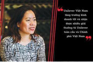 Bà Nguyễn Thị Bích Vân - Nữ chủ tịch người Việt đầu tiên của Unilever Việt Nam
