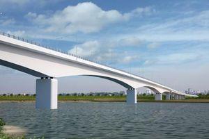 Gần 1.600 tỷ đồng xây cầu đầu tiên vượt sông Thái Bình, kết nối Bắc Ninh và Hải Dương