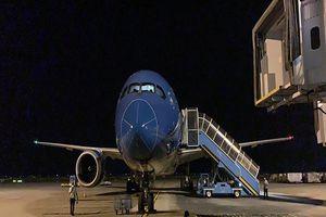 Vải thiều Bắc Giang đi 'siêu tàu bay' của Vietnam Airlines sang Nhật