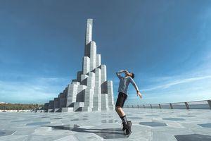 Cận cảnh ngọn tháp 'phát ra nhạc' đẹp mê hồn tại Phú Yên, hết dịch phải đi ngay