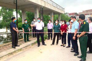Thứ trưởng Đỗ Xuân Tuyên làm trưởng bộ phận thường trực chống dịch COVID-19 của Bộ Y tế tại Bắc Ninh