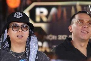 Góc gây 'lú': Bất ngờ xuất hiện Touliver phiên bản Rapper tại buổi Casting Rap Việt 2021