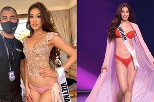 Phát hoảng với trang phục mà cuộc thi Miss Universe từng đưa cho Hoa hậu Khánh Vân mặc