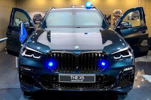 Chiêm ngưỡng BMW X5 Protection VR6 bọc thép của cảnh sát Australia