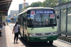 Tỉnh Long An tạm ngưng tuyến xe cố định và xe buýt