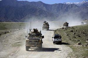 Lãnh đạo NATO lên tiếng về việc rút quân khỏi Afghanistan