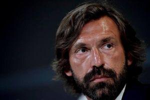 Juventus sa thải Andrea Pirlo