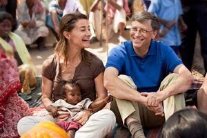 Tỷ phú trên thế giới từ thiện có chiến lược