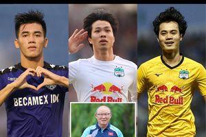 AFC chỉ ra tiền đạo lĩnh xướng hàng công của đội tuyển Việt Nam