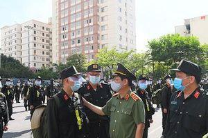 Bộ Công an 'tung' hơn 1.000 quân vào vùng dịch COIVD-19 Bắc Giang, Bắc Ninh