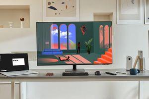 Samsung Smart Monitor toàn cầu, đáp ứng nhu cầu mạnh mẽ về màn hình đa năng