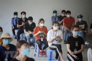 4 khu công nghiệp tại Bắc Giang hoạt động trở lại