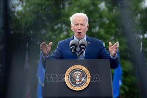 Tổng thống Mỹ kêu gọi cuộc đầu tư mang tính 'thế hệ'