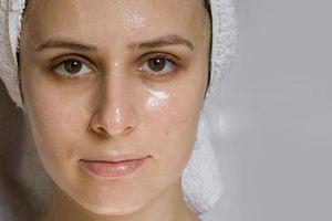 2 cách khiến làn da hết nhờn cực nhanh