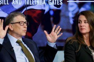 Quỹ từ thiện lớn nhất thế giới sẽ biến động sau vụ ly hôn của Bill Gates?