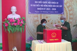 Công bố danh sách những người trúng cử đại biểu HĐND tỉnh An Giang khóa X, nhiệm kỳ 2021-2026