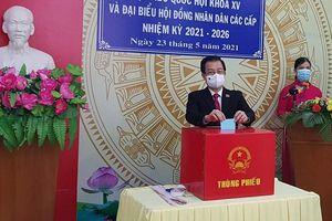 HĐND tỉnh An Giang bầu khuyết một đại biểuso với số lượng ấn định