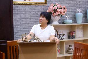 Thanh Thủy lén lấy tiền đưa cho 'con trai cưng' Võ Tấn Phát