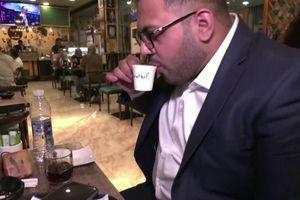 Quán cà phê tặng đồ uống cho khách đã tiêm vaccine Covid-19