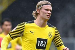 Haaland tăng 8 kg từ khi gia nhập Dortmund