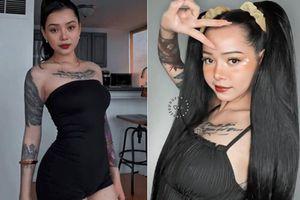 Hot girl Tiktok nổi tiếng gợi cảm chia sẻ bí kíp 'độ dáng' cực chuẩn