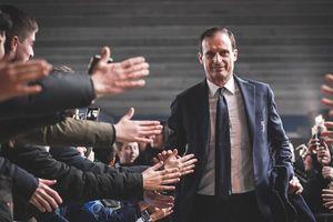 Juventus bổ nhiệm 'thần tốc' Max Allegri thay 'ghế nóng' Pirlo