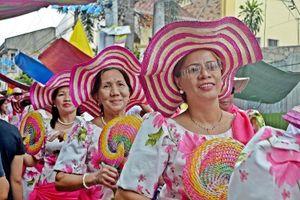 Điệu múa cầu tự trong lễ hội Obando
