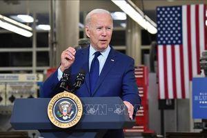 Bộ Tài chính Mỹ công bố chi tiết đề xuất thuế của Tổng thống Biden