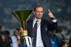 Chính thức: Juventus tái bổ nhiệm Max Allegri làm HLV trưởng