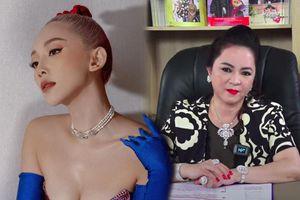 Tóc Tiên 'mừng rỡ' khi bà Phương Hằng bị 'sờ gáy' việc livestream?