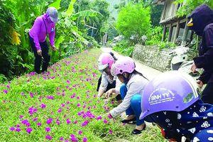 Huyện Mường Lát đẩy mạnh phong trào thi đua yêu nước