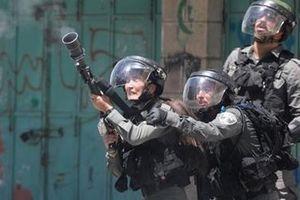 Lính Israel bắn chết người biểu tình Palestine
