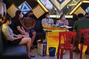 Phạt chủ quán karaoke 15 triệu đồng vi phạm phòng dịch ở Quảng Nam