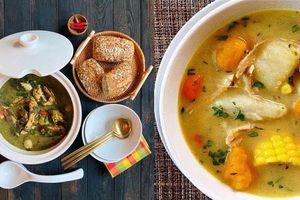 Du hành với hương vị ẩm thực Dominica
