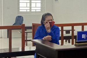 Người đàn bà có tới 7 tiền án tiếp tục lĩnh án