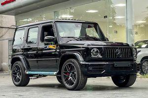 Độc giả yêu thích Mercedes-AMG G 63 hơn Range Rover và Lexus LX570