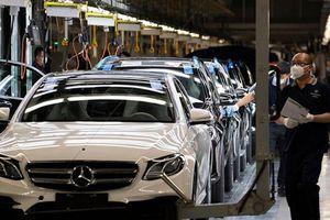 Mercedes-Benz GLC có nguy cơ gây hỏa hoạn khi đang lăn bánh