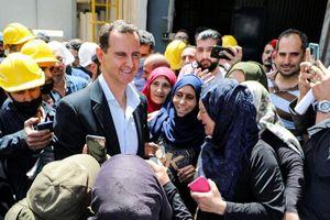 Tổng thống Syria Assad tái đắc cử, Lebanon và Triều Tiên chúc mừng