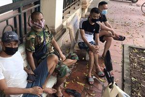 Ăn nhậu giữa tâm dịch Bắc Giang, 5 người bị phạt 200 triệu