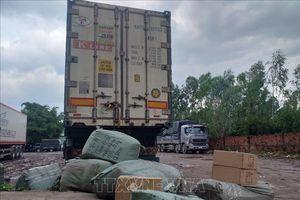 Tây Ninh: Thu giữ 57 tấn hàng hóa không có hóa đơn, chứng từ nhập từ Campuchia