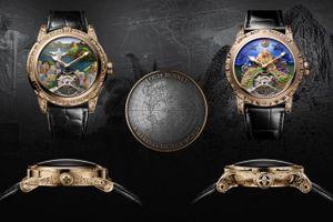Bộ sưu tập đồng hồ 8 kỳ quan thế giới giá hơn 62 tỷ đồng
