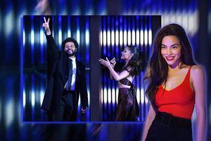 Hồ Ngọc Hà 'mê chữ ê kéo dài' sân khấu của The Weeknd - Ariana Grande tại iHeartRadio Music Awards