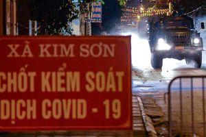 Hà Nội kết thúc cách ly y tế tại 4 thôn của xã Kim Sơn, huyện Gia Lâm