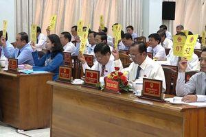 Kỳ họp thứ nhất, HĐND tỉnh An Giang khóa X (nhiệm kỳ 2021 – 2026) sẽ bầu các chức danh chủ chốt của HĐND và UBND tỉnh
